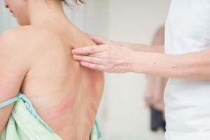 Formation de massage du tissu conjonctif