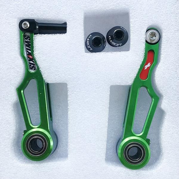 Etrier SWIXXIS Mini 82mm Green