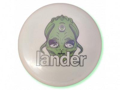 Omega Glow Lander