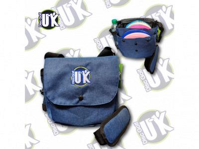 Disc Golf UK Satchel Bag