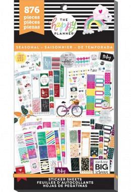 Happy Planner Sticker - All in a Season - CLASSIC