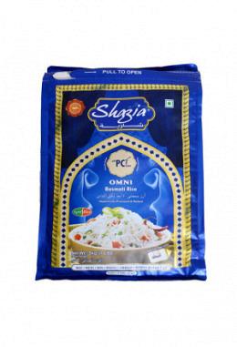 Shazia Omni Basmati Rice 5kg