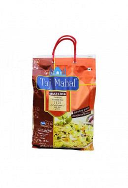Taj Mahal Basmati Rice 5kg