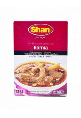 Shan Korma Recipe Mix 50g