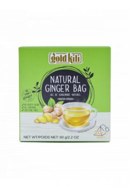 Gold Kili Natural Ginger Bag 60g