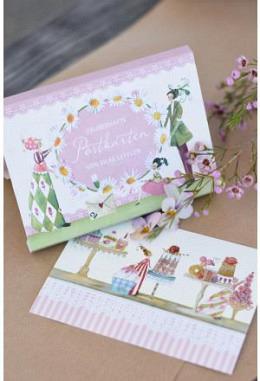 Zauberhafte Postkarten von Silke Leffler