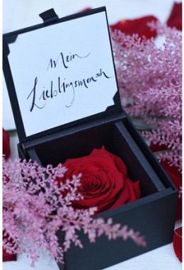 Eine Schachtel voller Liebe