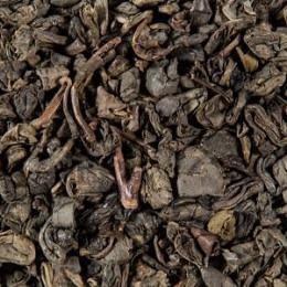 gc.China Grüntee Gunpowder - Kontrolliert Naturbelassen