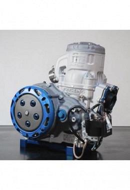 TM KZ R1 Titan Blue Neu Racing Version (präpariet)