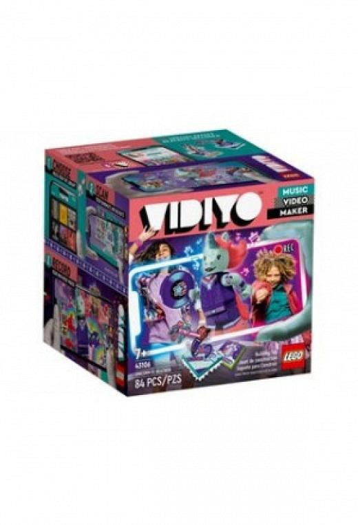 VIDIYO 43106 Unicorn DJ BeatBox