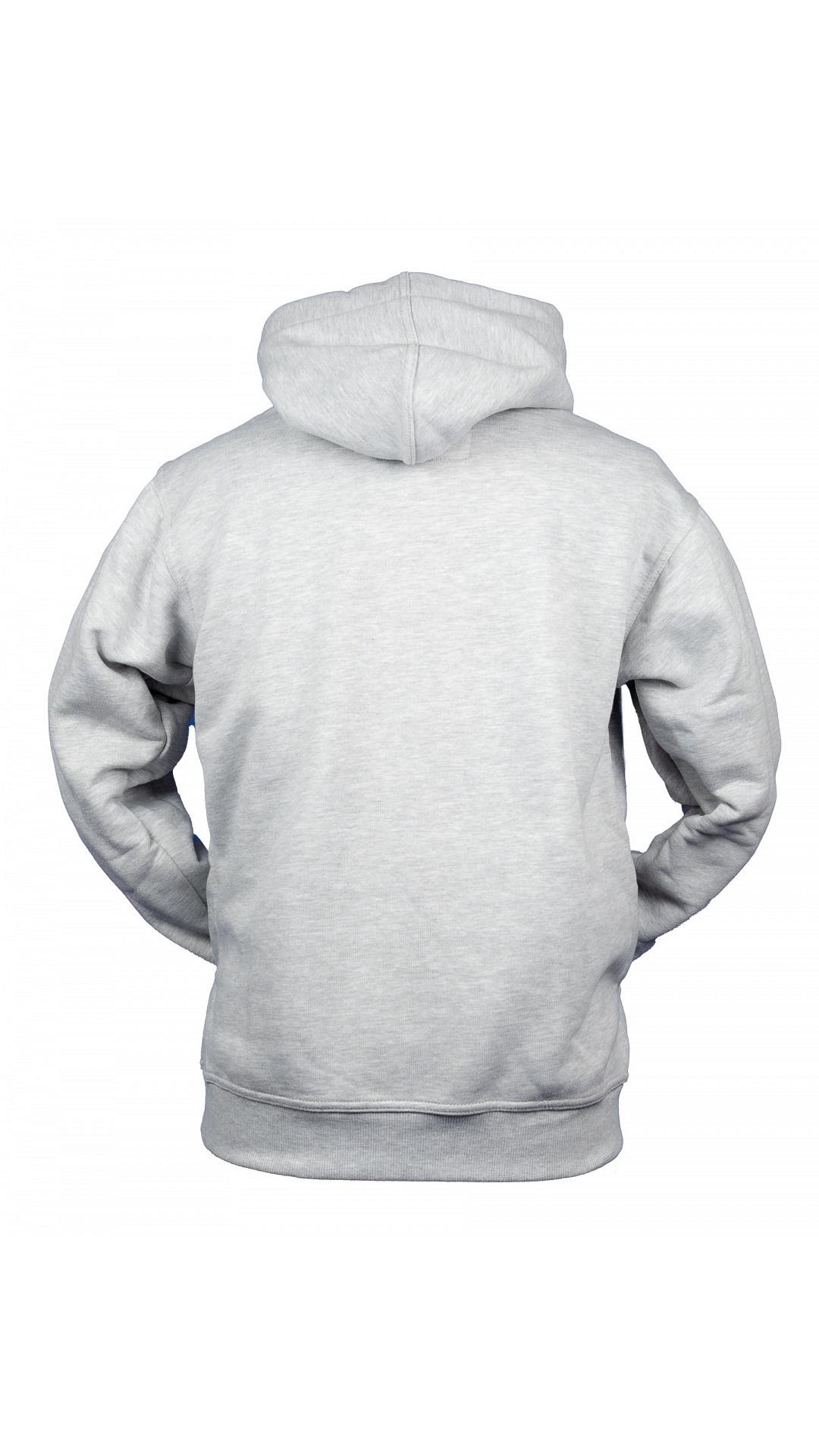 Hoodie Grau, unisex