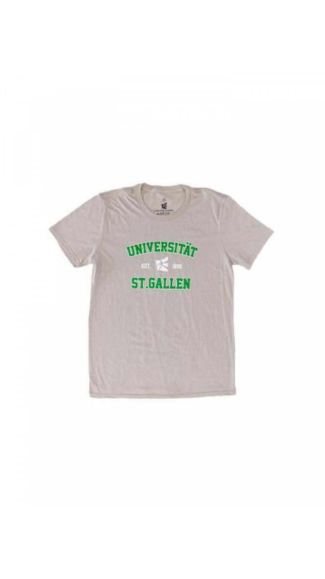Uni T-Shirt Grau, unisex