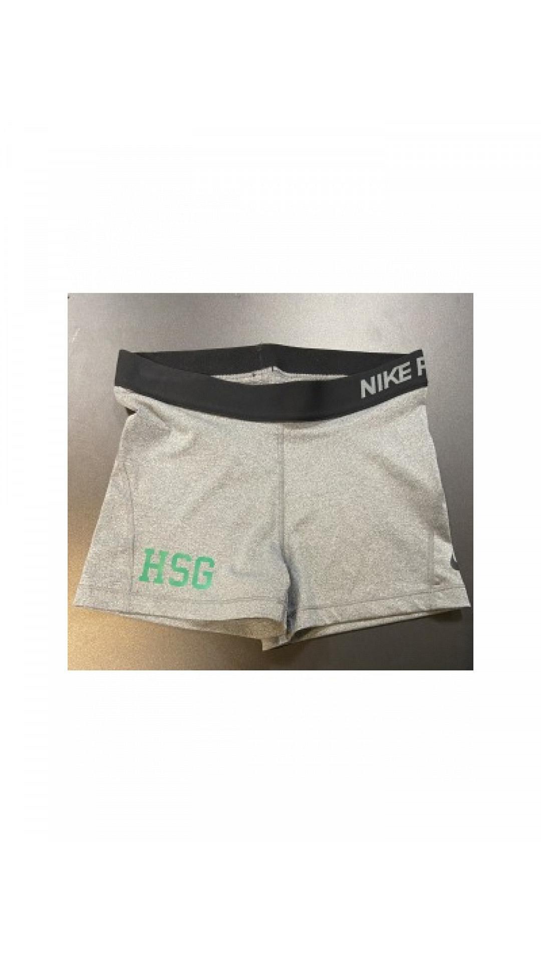 Nike Shorts grau