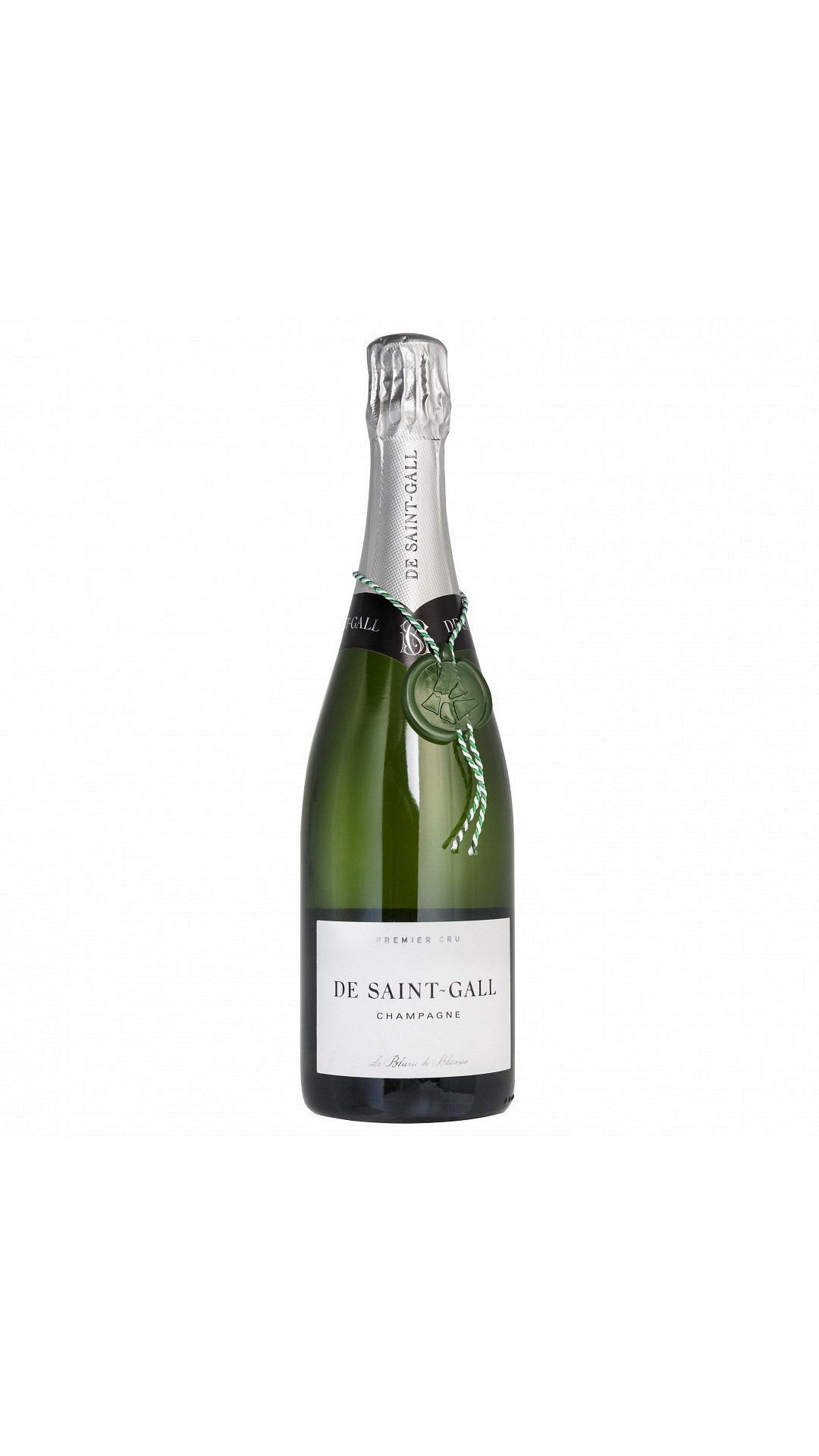 Champagne de Saint Gall mit HSG-Siegel