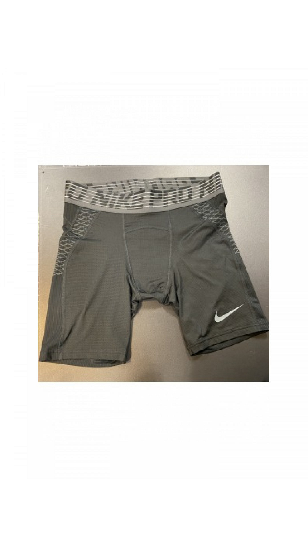 Nike Sport Shorts Schwarz