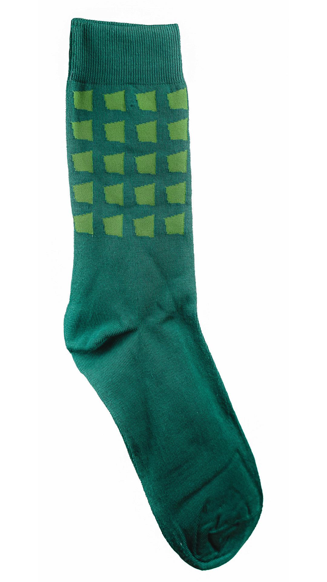 HSG Socken grün