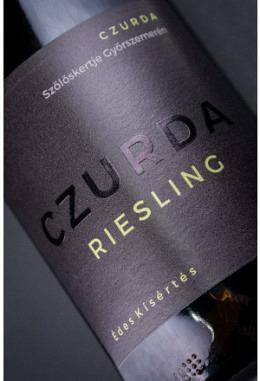 CZURDA RIESLING 2020 - Sweet Temptation