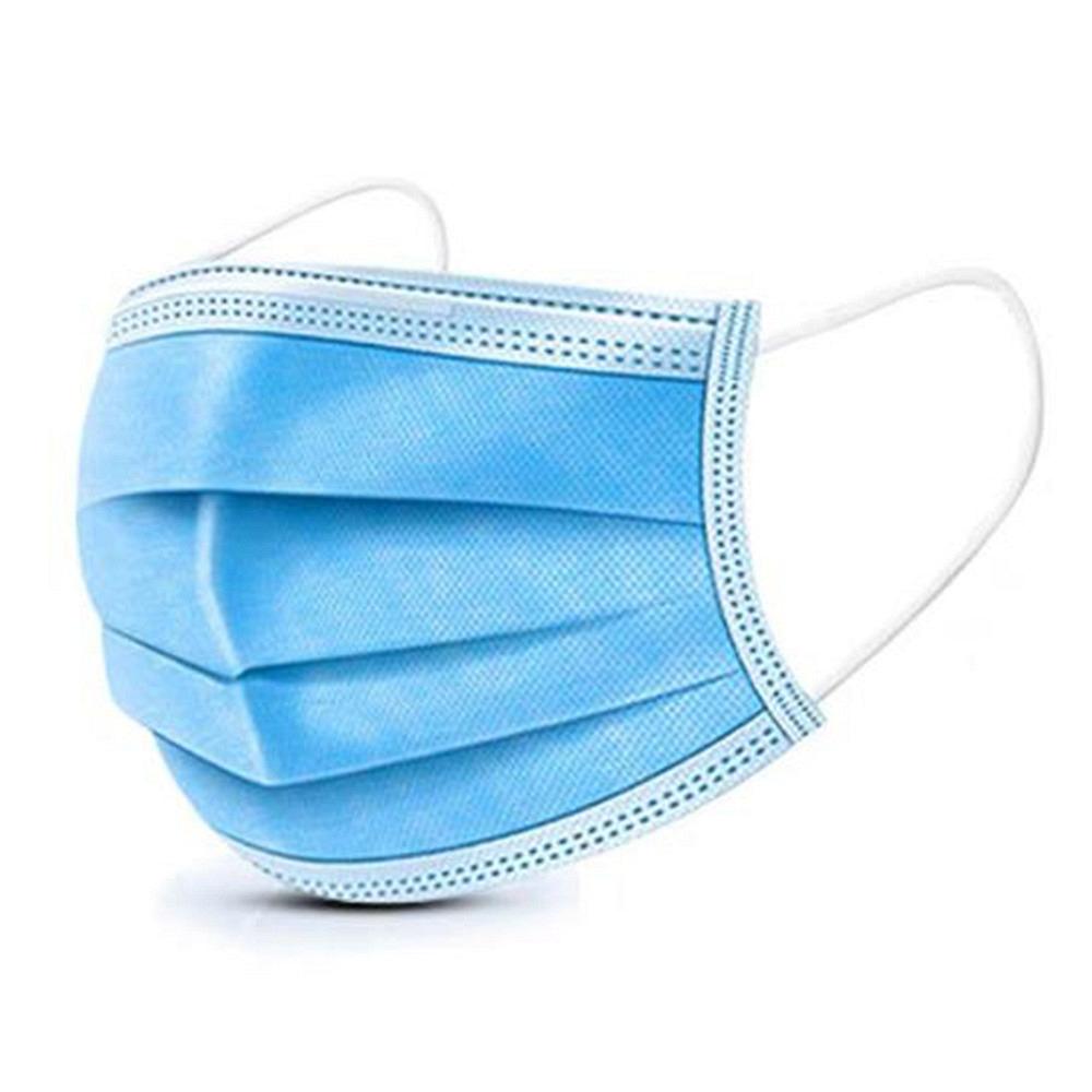 Medizinische dreischichten Gesichtsmaske (50 Stück)