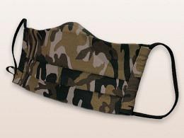 "Hygienemaske Midi ""Camouflage"""