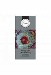 Flyer Pouring + Fluid Art (E, ES, IT, D)