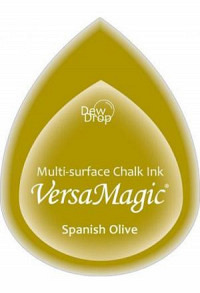 Versa Magic Dew Drops - Spanish Olive