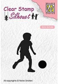 Stempel - Football Player