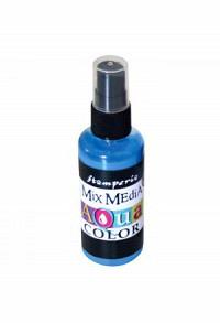 329 Aquacolor spray - hellblau