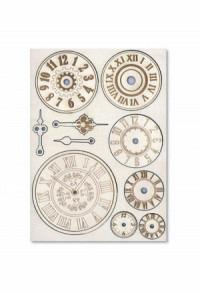 Laser Cut Bois - Mécanismes et Horloges