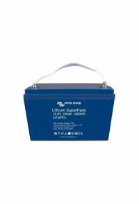 Lithium SuperPack 100 Ah 12.8 V Batterie