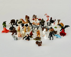 Mikro-Tiere
