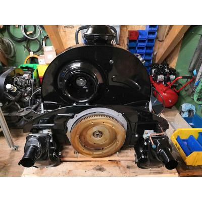 Komplettmotor 30 PS (1200) / 1956 komplett revidiert