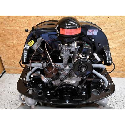 Komplettmotor 34 PS (1200), 1963 komplett revidiert