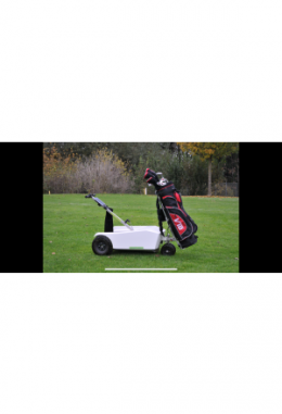 Elektro Golf Caddy