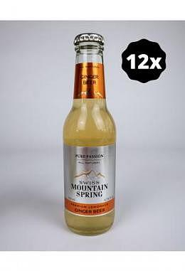 Swiss Mountain Spring Ginger Beer