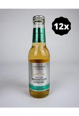Swiss Mountain Spring Ginger Ale