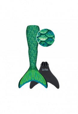 Mermaidens Grün 140-164