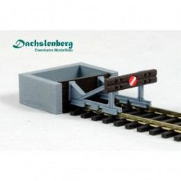 Prellbock Modell Gotthard