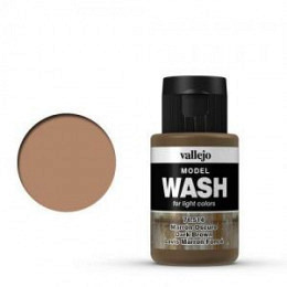 14 Dark Brown Wash