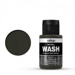 17 Dark Grey Wash