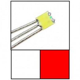 0605 Mikro-LED Litze kaltweiss/rot