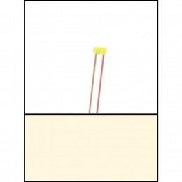 0201 Pico-LED Kupferlackdraht warmweiss