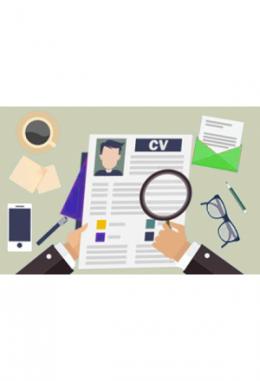 Lebenslauf optimieren, CV erstellen