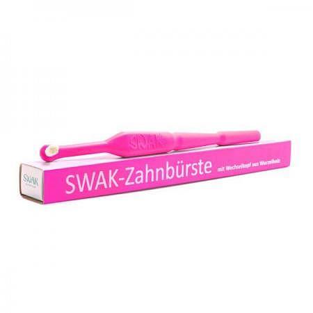SWAK  Zahnbürste Pink