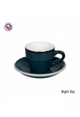 Loveramics Espressotasse inkl. Unterteller night sky