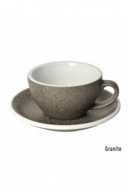 Loveramics Cappuccino (200ml) inkl. Unterteller granite