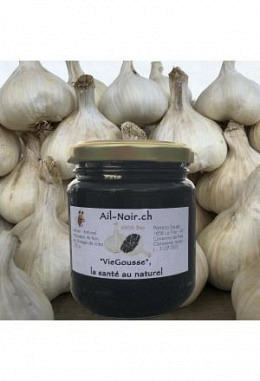 Black Garlic for health, organic : VieGousse