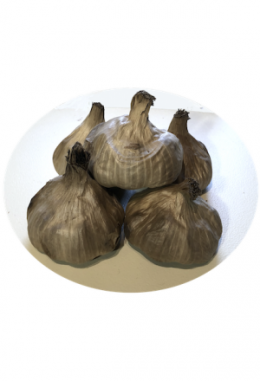 Black Garlic heads, organic