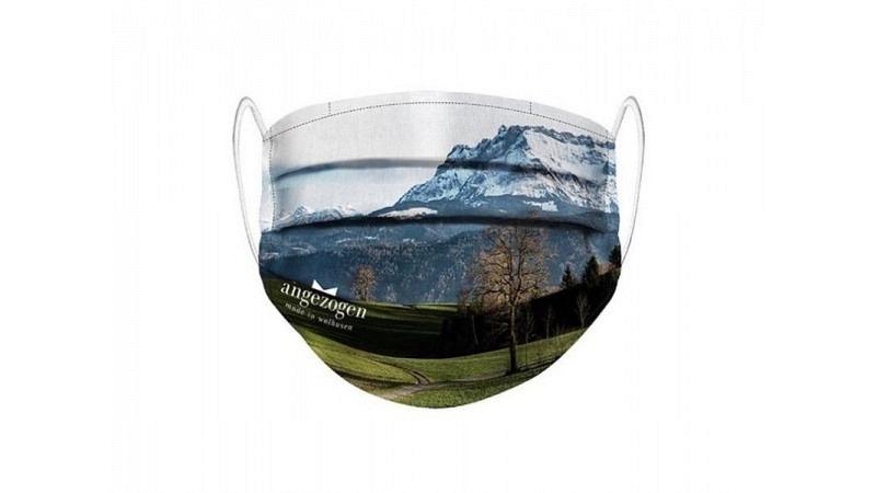 Limited Pilatus Premium Community Maske 3-lagig Pilatus