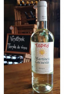 Martinez Lacuesta Rioja blanco