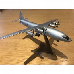 "Antonov An-10 Soviet Air Force ""Blue 18"""